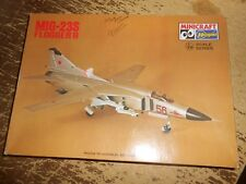Hasegawa Mig-23S Flogger B Model Unstarted in Box 1/72