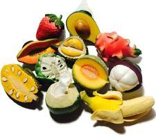 Thailand Souvenir High Quality 12 Fruit Set Resin 3D Fridge Magnet