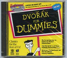 DVORAK 1996 Enhanced Dvořák Mariss Jansons Carlo Maria Giulini Symphony SEALED