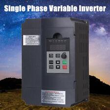 2.2KW 3HP 12A 220V Single Phase Variable Frequency Inverter Motor Drive VSD VFD
