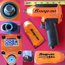 New Snap On Orange 3/8 SuperDuty Magnesium Housing Std Anvil Impact Wrench MG325