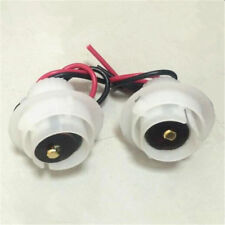 2pcs BAY15S Car Bulb Holder Socket Connector Indicator Stop Tail Brake Light