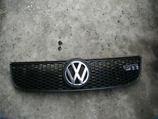 VW POLO 6N2 GTI COMPLETE FRONT GRILL WITH BADGE CONVERSION SE E TDI SDI 00-02 2c