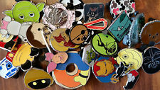 Disney Pin Trading Lot U Pick Size 10 20 30 40 50 100 200 Fast