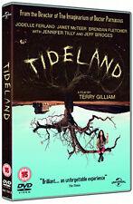 DVD:TIDELAND - NEW Region 2 UK