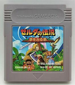 Genuine The Legend of Zelda: Link's Awakening for Nintendo Game Boy JAPANESE