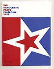 1992 Democratic Party Platform Program