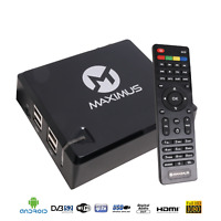 MAXIMUS russischer Receiver Satellit / Internet TV DVB-S WLAN HDMI, USB, Digital