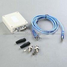 2 Channel PC Computer Digital Storage USB Dual Oscilloscope 8k Sampling Rate