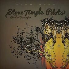 Stone Temple Pilots with Chester Benning High Rise CD