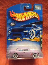 Hot Wheels  2001-060   Shoe Box  Lavender  4 of 4 NOC  1:64 scale  (11,2) 50095