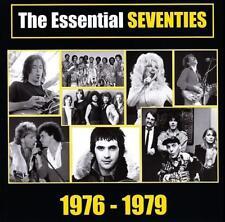 70's (2 CD) KANSAS~BOZ SCAGGS~BOSTON~SAILOR~DRAGON~TOTO~MI-SEX~WILD CHERRY *NEW*