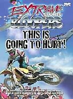 Extreme Bloopers: This Is Going to Hurt New Sealed DVD Motocross