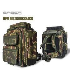 Saber DPM Camo 90ltr Rucksack Multi Pocket Bag For Carp Fishing Hiking Camping