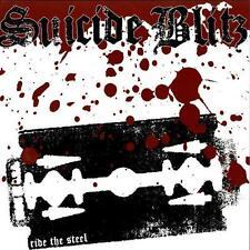 Suicide Fulmine-Ride the steel (LP) Nuovo Punk hcpunk Wolf Brigata Defiance Victims