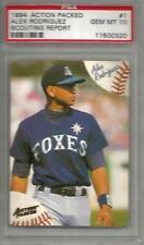 Carte collezionabili baseball stagione 1994