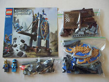 Lego 8875 Castle Knights Kingdom KING'S SIEGE TOWER w/Instructions