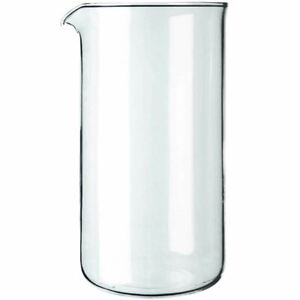 Bodum Spare Coffee Press Replacement Glass Beaker - 3 Cup Capacity - 0.35L