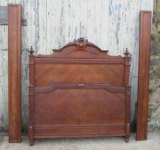 Walnut Victorian Beds (1837-1901)