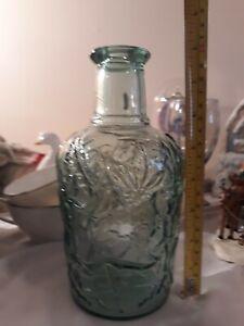 Pretty Glass Bottle