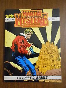 tutto MARTIN MYSTERE n.20 - fumetto d'autore