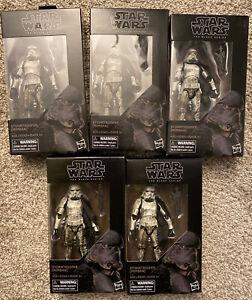 """Hasbro Star Wars Black Series Mimban Stormtrooper 6"""" Figure"""