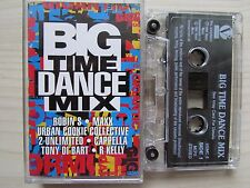 BIG TIME DANCE MIX CASSETTE, R.KELLY, MAXX, ERIK ETC: 1994 VISION, V.G.C. TESTED