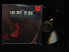 Eddie Cano & His Quintet-Brought Back Live From PJ's-Dunhill 50018-STEREO SHRINK