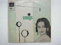 Songs afsar/dillagi/parwana SURAIYA 1967 RARE LP RECORD bollywood VG+