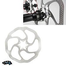 """HS1 Heat Shedding Bike Cycle 6"""" Disc Brake Rotor 160mm 6 Bolt T25 BB5/BB7 Dlwr#"""