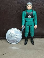 Vintage Star Wars - A-Wing Pilot Last 17 POTF 1984 No COO Authentic Blaster