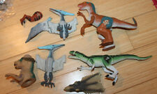 Kenner Jurassic Park Lost World Worn Body & Odd Dinosaur Toy Lot