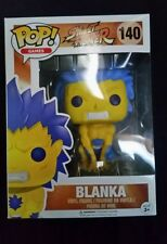 Funko Pop Blanka Gelb Yellow Street Fighter Vinyl Figure Pop Games Sammelfigur