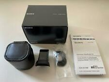 Sony EV1MK Electric Viewfinder for RX1, RX1R, RX100 II, HX60 and HX50