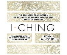 I Ching Essential Translation Ancient Chinese Oracle  by Mindford John CD-AUDIO
