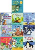 The Wonkey Donkey Alligator 10 Book Set Flat Picture Books Collection
