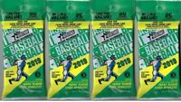 (4) 2019 Topps HERITAGE HIGH NUMBER Baseball MLB Trading Cards 20c FAT PACK LOT