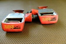 Time Equipe Mag. EQ PRO Magnesium Pedals NO Cleats Vintage
