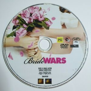 Bride Wars | DVD Movie | Kate Hudson, Anne Hathaway | Comedy | *Unoriginal Case*