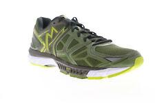 361 度 Spire 101610111-5025 男式绿色网布花边运动跑步鞋