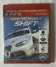 Need For Speed Shift: Greatest Hits (Sony PlayStation 3, PS3) Complete