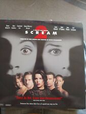 Scream 2 - 1997 Laserdisc Dolby Digital Widescreen Excellent Condition