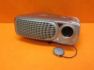 Dell 2200MP Portable SVGA 720P DLP Projector w/ Speaker 1200 Lumens 1700:1