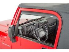 AVS 192054 In-Channel Window Deflector VentVisor 2-Piece 1997-2006 Jeep Wrangler