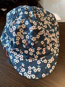 Rapha x Liberty Mitsi Print Cycling Cap, Limited Edition, Very Rare BNWT