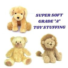 1KG GRADE A**SUPER SOFTEST POLYESTER STUFFING**TOP QUALITY TEDDY TOY STUFFING***