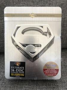 Superman Ultimate Collectors Edition (DVD, 2007, 14-Disc Set)