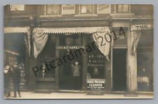 AA Hare Furnace & Heating Store DETROIT Michigan RPPC 300 Woodward Ave Photo '09
