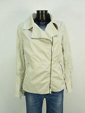 Annette Görtz chaqueta talla 40/beige & trend-como nuevo (m 4734)