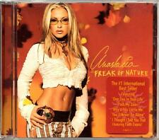 Anastacia - Freak of Nature [US Bonus Track] (CD, 2002) (Anastacia Lyn Newkirk)
